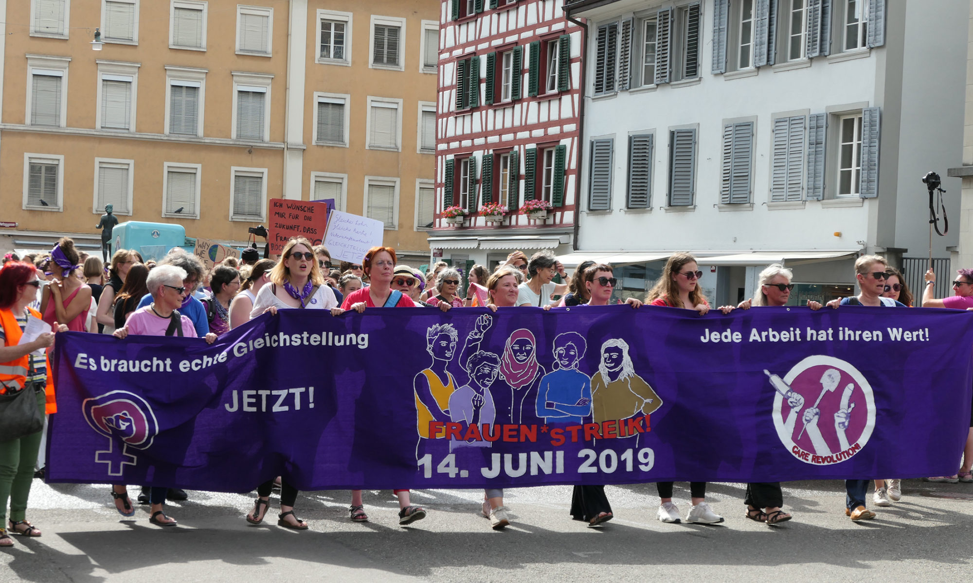 feministisches Kollektiv Winterthur